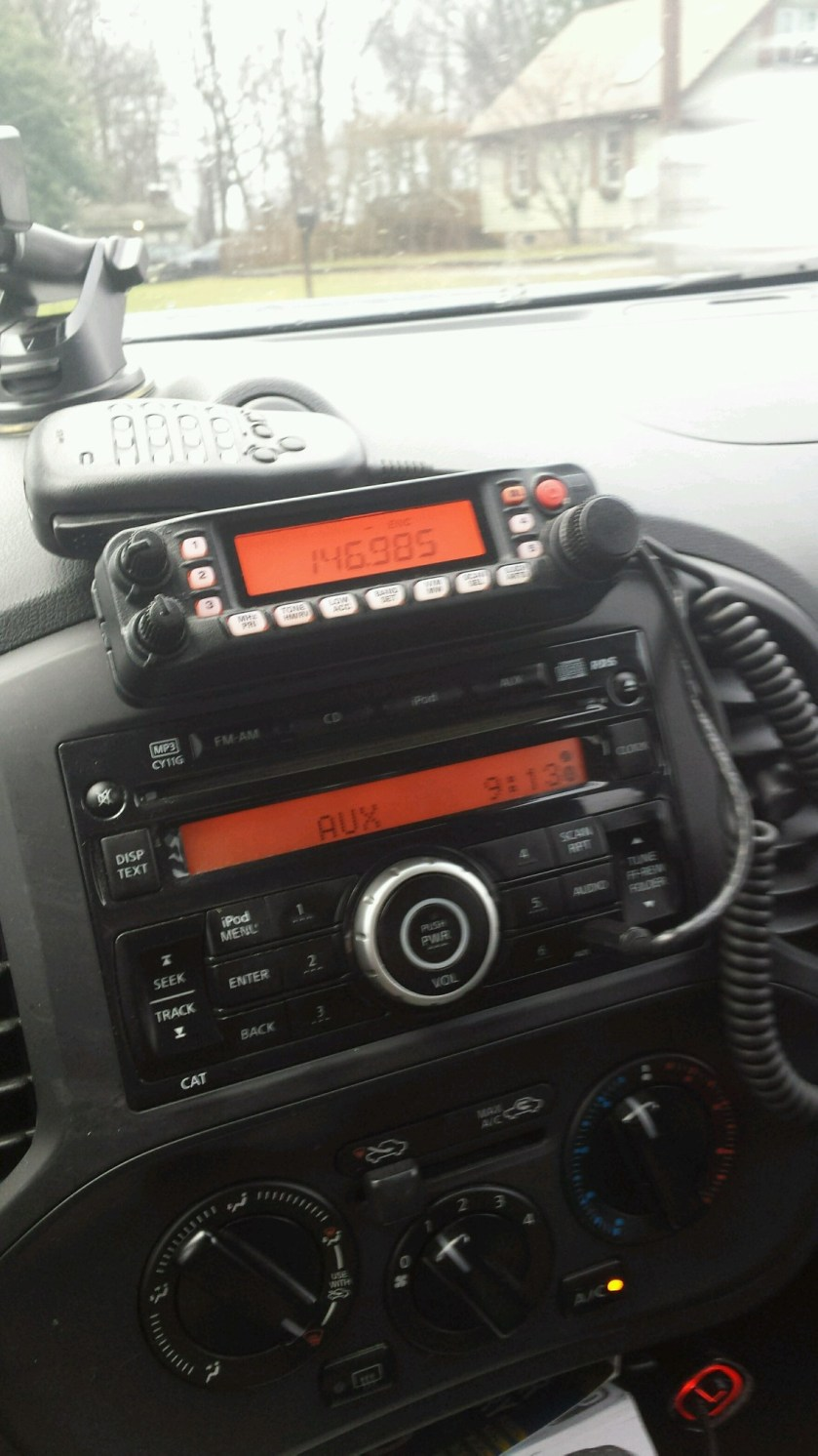 Mobile Stations of 985 / Mobile Ham Radio Install Pics