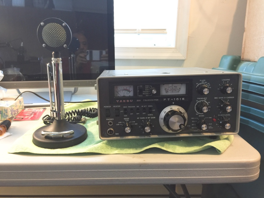 Antique and Vintage Radios of 985 Users – W3GMS REPEATER