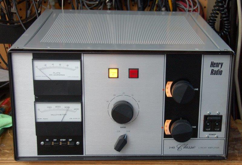 Henry 2KD Classic Amplifier